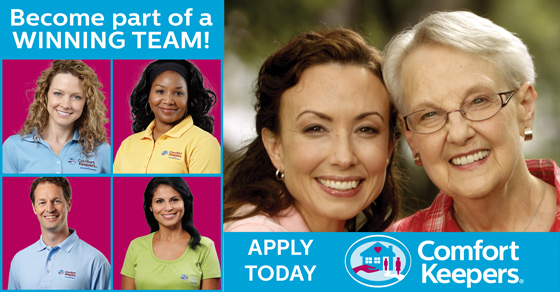 FB caregivers winning team apply today